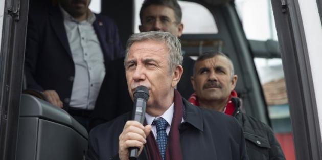 Mansur Yavaş'tan CNN'e tepki: Allah'tan korkun
