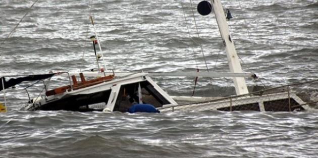 Marmaris'te tekne battı: Ölü ve yaralılar var