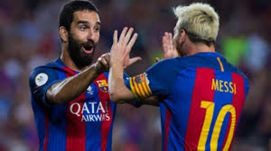 Messi'nin Israrlarına Rağmen Barça Hocası Arda'yı Gönderiyor