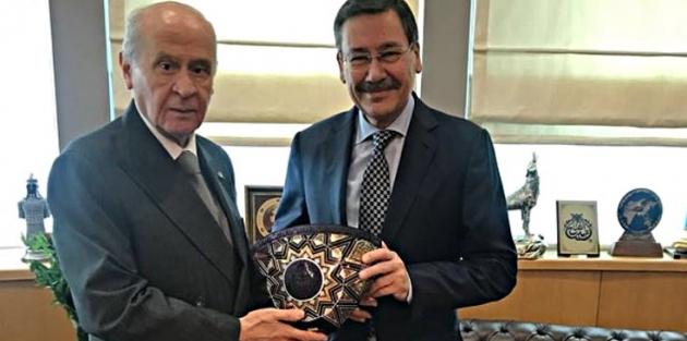 MHP'den Ankara için Gökçek adımı