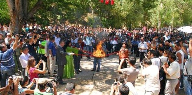 Munzur Festivali için iki ayrı etkinlik