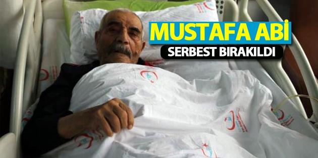 Mustafa Abi serbest bırakıldı