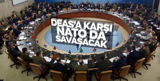 NATO DEAŞ karşıtı koalisyona katılıyor