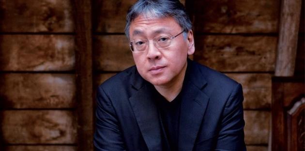 Nobel Edebiyat Ödülü Kazuo Ishiguro'nun