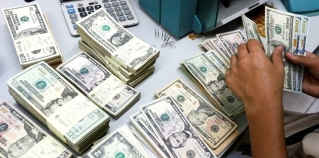 Ödemeler Dengesi Eylül Ayında 1 Milyar 830 Milyon Dolar Fazla Verdi
