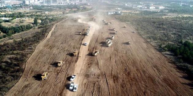 ODTÜ ormanında kesilen ağaçlar için yürütmeyi durdurma kararı