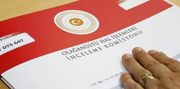 OHAL Komisyonu'na 108 bin 100 başvuru yapıldı