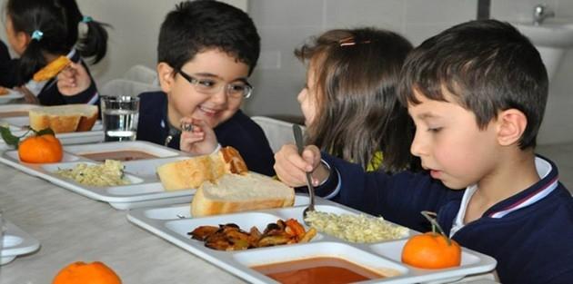 Okullarda Yeni Dönem! 5 Milyon Öğrenciye Ücretsiz Yemek Verilecek