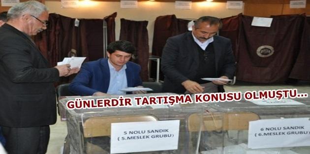 Özdemir'in itirazı sonuç verdi