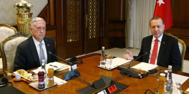 Pentagon: Türkiye'nin endişelerine yanıt verdik