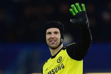 Petr Cech veda etti