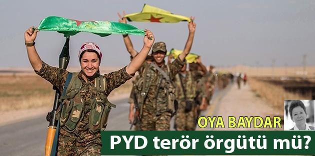 PYD terör örgütü mü?