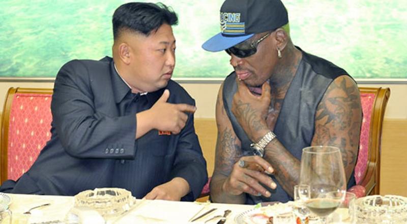 Rodman: Kim'e Trump'ın kitabını verdim, barış yolunu açtım