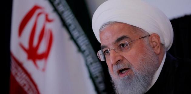 Ruhani: Petrolü satacağız yaptırımı deleceğiz