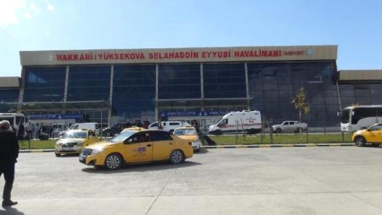Selahaddin Eyyubi Havalimanı'ndan 9 Ayda, 18 Bin 823 Yolcu Uçuş Yaptı