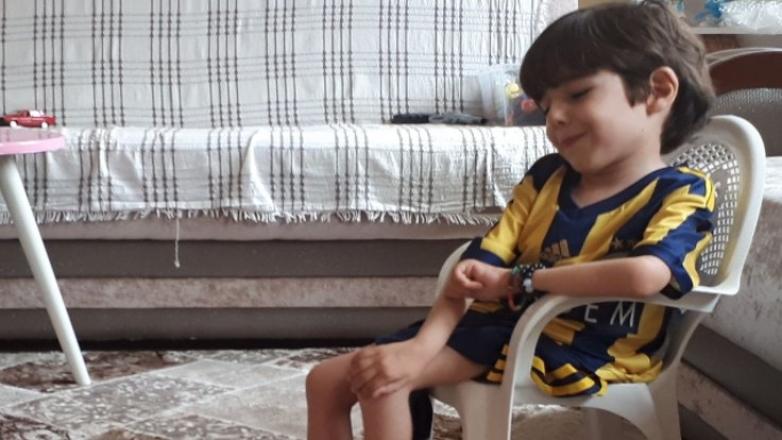 SMA hastası Umutcan Kılıç: Beş yaşına girmek istemedim!