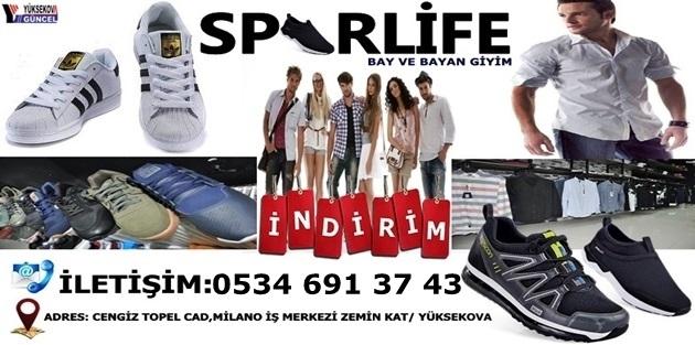 Sporlife Giyim & Ayakkabı