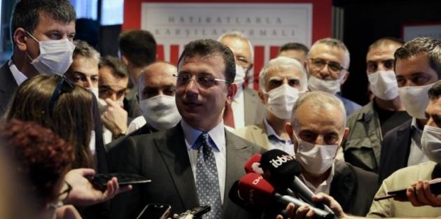 Süleyman Soylu, İmamoğlu ile görüşürken Erdoğan aradı