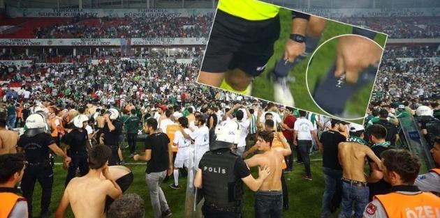 Süper Kupa cezaları açıklandı