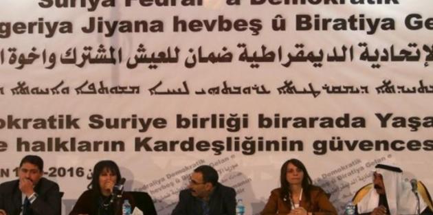 Suriye'de 'dördüncü kanton' ilanı