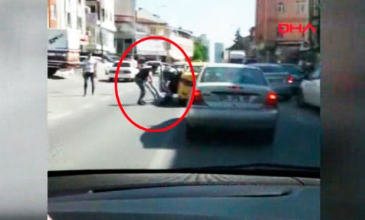 Taksici dehşetine 1 yıl 3 ay 15 gün hapis cezası
