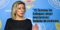 """""""15 Temmuz'da Erdoğan'ı..."""