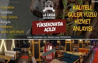 La Cassa Cafe & Resturant