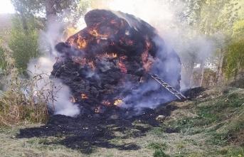 Yüksekova'da 6 Bin 500 Bağ Ot Yandı