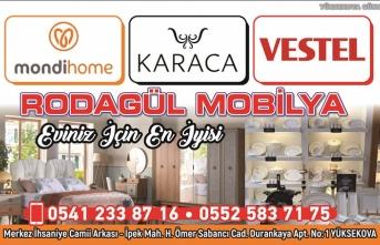 Rodagül Mobilya - Mondi Home - Karaca Home - Yüksekova Şubesi