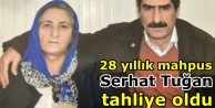28 yıllık mahpus Serhat...