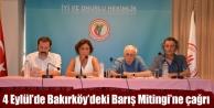 4 Eylül'de Bakırköy'deki...