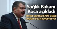 Bakan Koca: Türkiye'de...