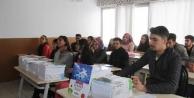 Başkale'de öğrencilere eğitim desteği