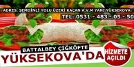 Yüksekova'da Battalbey...