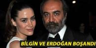 Belçim Bilgin ve Yılmaz Erdoğan boşandı