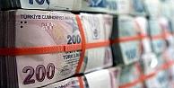 Bütçe Nisan'da 2,8 Milyar Lira Açık Verdi