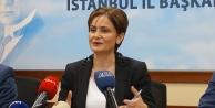 Canan Kaftancıoğlu:...
