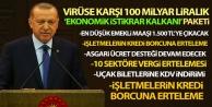 Cumhurbaşkanı Erdoğan'dan...