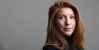 Danimarka'da bulunan ceset kayıp gazeteciye ait