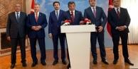 Davutoğlu 'AK Parti...
