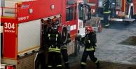 Depo yangınında 8 itfaiyeci hayatını kaybetti