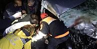 Doğubayazıt'ta kaza: 4 ölü, 3 yaralı
