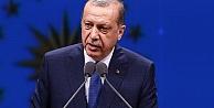 Erdoğan: Garip bir...