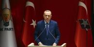 Erdoğan: Meclis'te...