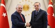 Erdoğan ve Tillerson...