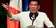 Filipinler Devlet Başkanı: Çin ile Savaşa Gücümüz Yetmez