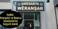 Halfeti, Viranşehir ve Bozova belediyelerine kayyum atandı