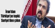 İran'dan Türkiye'ye...