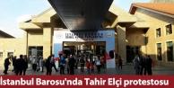 İstanbul Barosu'nda...