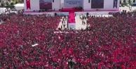 'İstanbul'da yeni bir başlangıç' mitingi